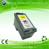 digital office printer ink cartridge for hp 339/344