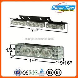 Vehicle Warning Lights Equipment led emergency light bar LED Grille Lights