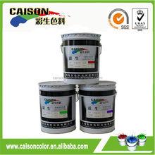 Professional manufacture leafing aluminium paste for ink pigment