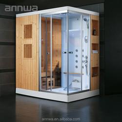 2 person outdoor sauna steam room