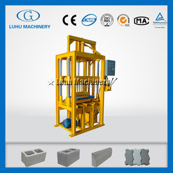 c25 cement brick machine cost