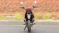 Motorcycle 250cc big power five wheel trike motorcycle