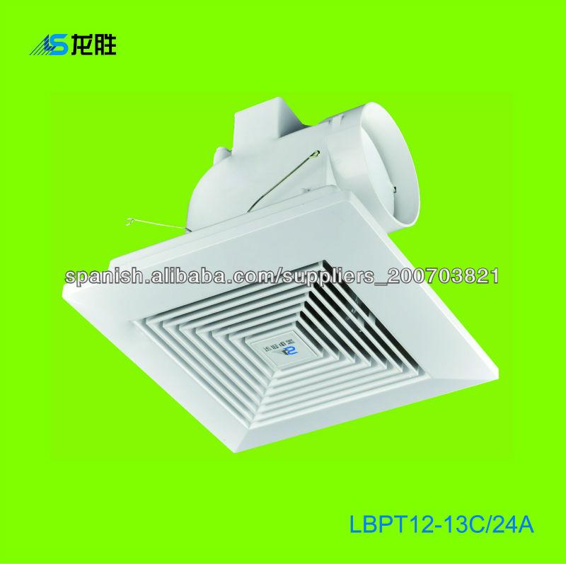 Extractor De Aire Baño Instalacion:Clásico Techo del baño extractor de aire – LBPT12-13C24A-Ventilador