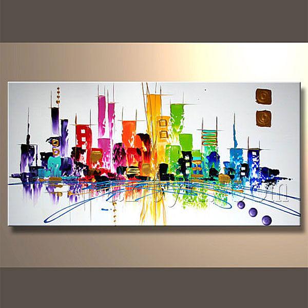 Pintura abstracta para principiantes imagui for Imagenes de cuadros abstractos para cuartos