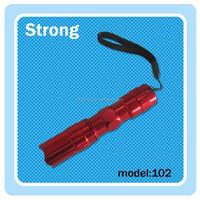 best small gift led light strobe led mini flashlight