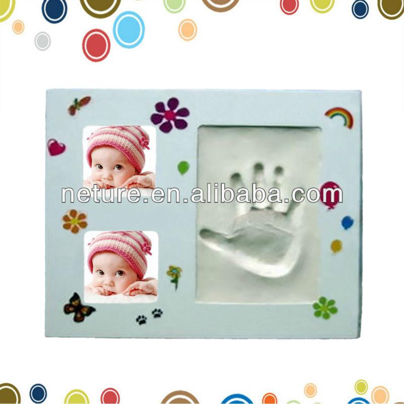 2015 новый ребенок ручной печать кадров подарок на память