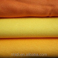 100% Cotton flame retardant fabric 32*32 165gsm bleached/printed