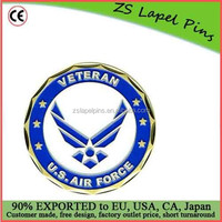 Custom Collectible Veteran Service Air Force Coin by Eagle Crest