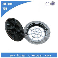 Rectangular OEM service ductile cast iron manhole cover factory price , manhole cover