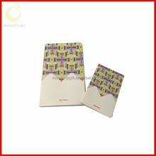 2015 cheapest new arrival school notebook with blank pages from direct manufactory