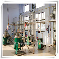 low price palm oil refining plant machinery