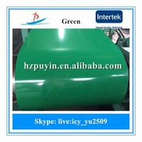 Various Color steel sheet coil/prepainted galvanized steel coil/prime and secondary ppgi coils