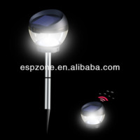 Small Plastic Led Yard Decorative Solar Lighting System Kits