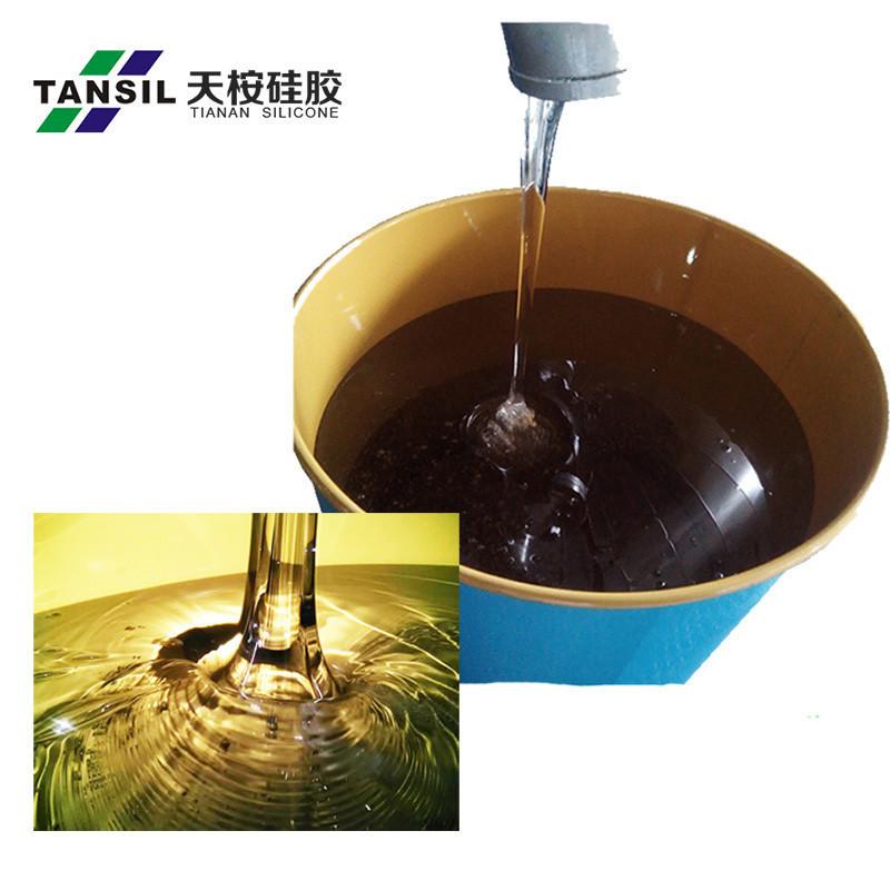 10000 CST силиконовые масла показателем преломления производственного процесса