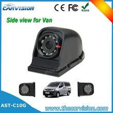 2015 New Side view car vandalism surveillance camera for Sprinter/GMC/Fiat/Ford vans