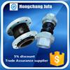 rubber vibration damper double din flange expansion joint flexible bellow