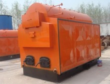 CDZH series atmospheric pressure horizontal Coal/Biomass Fired hot water boiler