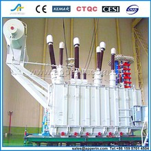 132kv three phase power usage toroidal constant voltage transformer 400kva