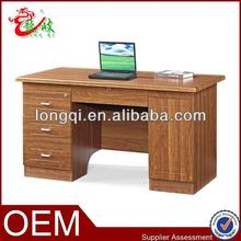 2014 new hot sale high quality computer desk office table MDF furniture