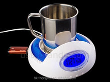 Intelligent constant temperature, heat preservation base pad plate, warm cup of heater, warm cup mat tea sets