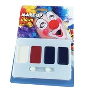 Hallowmas face paint Wordcup face painting
