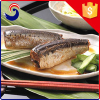 canned fish and health seafood on sale