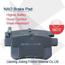 BRAKE PADS FOR RENAULT CITROEN 206