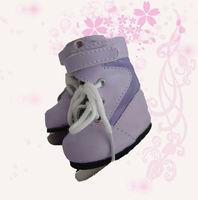 18 Inch Fashion Skating Shoes for Amercian Girl Doll