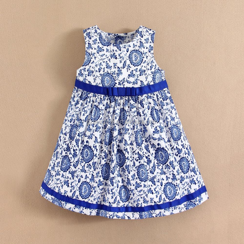 Momandbab New Arrival Kids Dress Girls Clothing Summer Mom N Bab Sleeveless Shirt Pink Stripe 15090