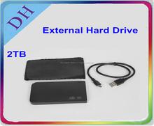 [USB 2.0] más barato al por mayor del disco duro externo, 2tb disco duro portátil para móviles