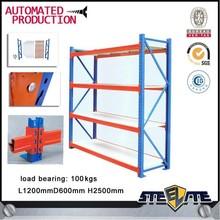Steel Rack/Adjustable Steel Shelving Storage Rack Shelves