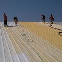 Ecofoam Spray Insulation Foam