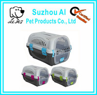 New Soft Air Conditioned Plastic Luxury Pet Carrier