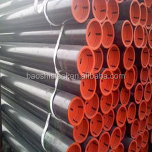 Fast Delivery Black Hollow Steel Tube Galvanized Round Iron Pipe
