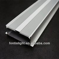 Gypsum board aluminum profile/profile for gypsum board/aluminum profile for slatwall