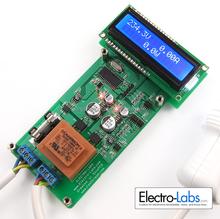 Customize PCB design board for Digital AC Watt PCBA Meter release schematic