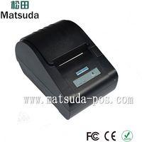 120mm Thermal Transfer Label Barcode Printer RS-232 Serial USB