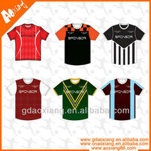 Good quality fashionable football practice jersey