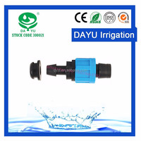 Agricultural drip irrigation tape PVC pipe Offtake with grommet
