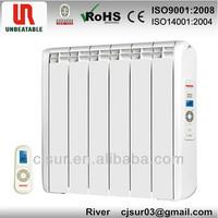 CE Certificated Classic Electric Heater ECA-900UDA Remote Control