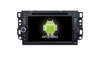 Quad core!car dvd with mirror link/DVR/TPMS/OBD2 for 7inch touch screen quad core 4.4 Android system Chevrolet Captiva