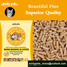 Eco Friendly Products New Pine Wood Litter For Rodents Hamsters Gerbils