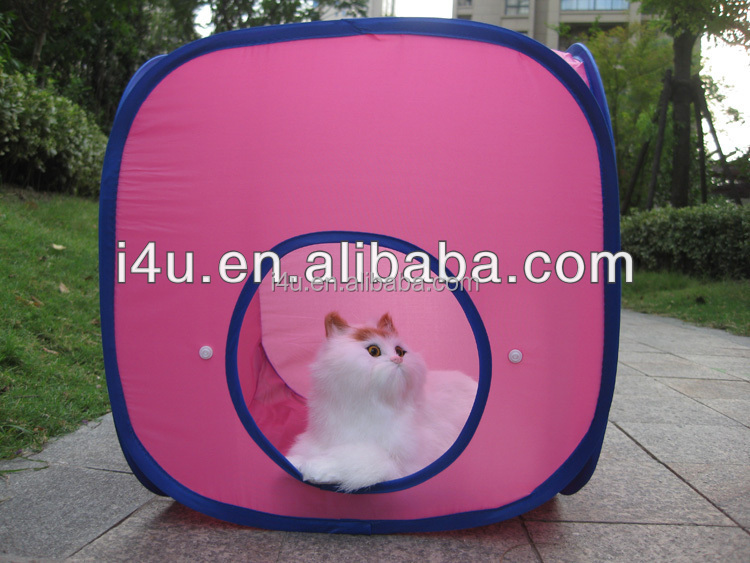 Pet Kitten Toys, For Cat Huge Play Collapsible , 1 Cubes Cats Accessory Supplies Pet Playing Tunnels Tent