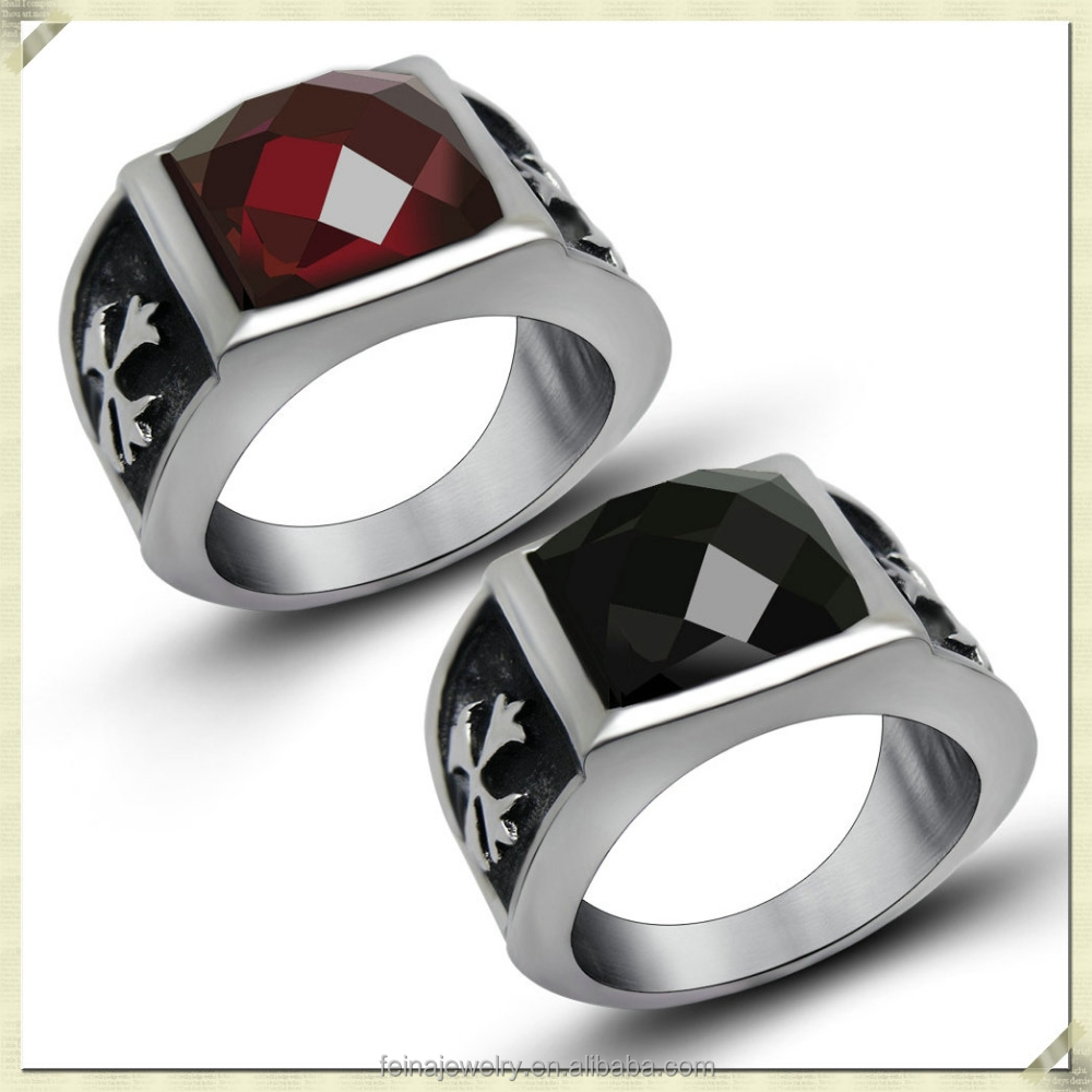 2015 silver ring design gemstone rings