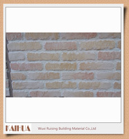 Art clay brick for sale made in China for wall decoration