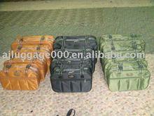 4pcs/sets SKD CKD soft suitcase