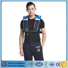EN12402-3 150N Inflatable Solas fashionable military tactical molle soft bulletproof vest kevlar body armor flotation vest