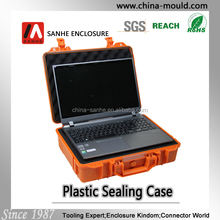 45-6 plastic equipment case with handle in different colour