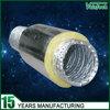 high quality aluminum foil flexible insulation ducting