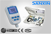 SANXIN SX721 Portable Handheld pH / mV / ORP Meter (Temp, IP57, CE, water quality testing, boiler, pollution control)